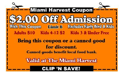 Miami zoo discount coupons